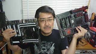 髙橋敏也のパーツ・パラダイス MSIのマザーボードのラインナップ紹介