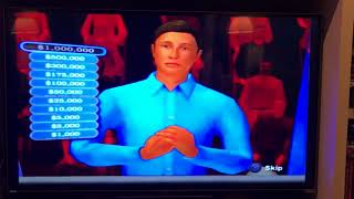 Are You Smarter Than a 5th Grader?: Make the Grade (PS2): Million Dollar Moment #1