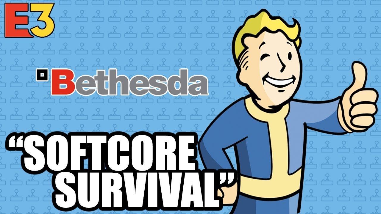 SO WHAT IS FALLOUT 76? (Bethesda E3 Reaction/Recap)