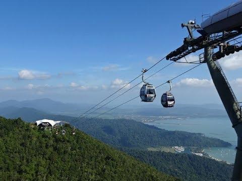 Langkawi Cable Car, Langkawi, Malaysia