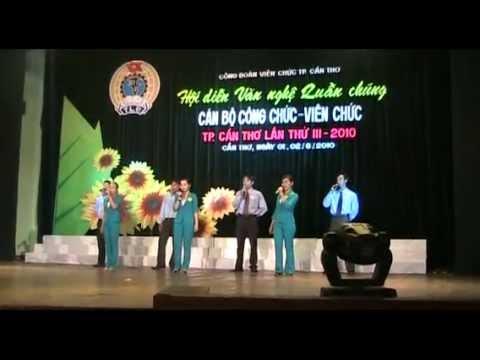 Hội diễn văn nghệ quần chúng Cần Thơ 2010