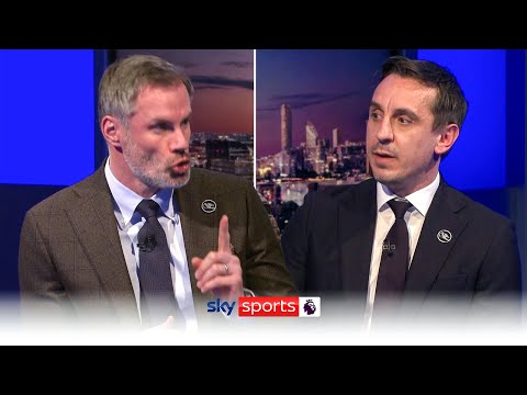 """""""This CANNOT be allowed to happen!""""   Carragher and Neville give damning verdicts on ESL plans"""