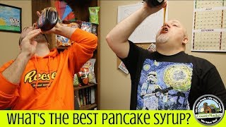 What's the Best Pancake Syrup? | Blind Taste Test Rankings