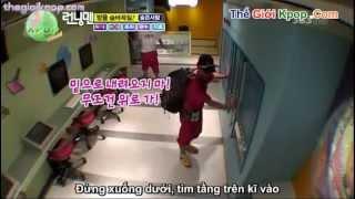[Vietsub] Running Man Ep 11 6/8 Yonghwa