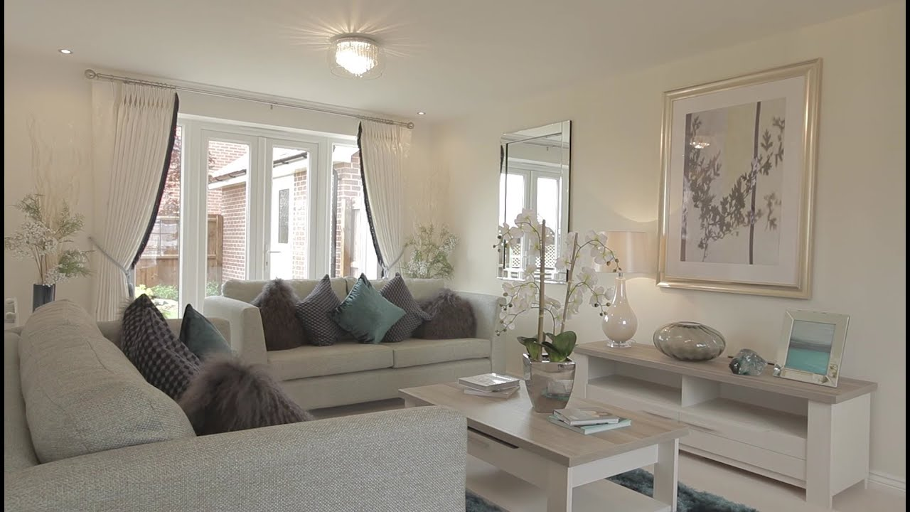 The Kingsdale - Taylor Wimpey Violet Gardens, Kirton - YouTube