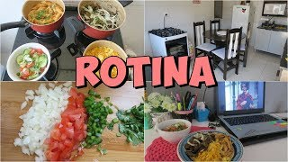 Zapętlaj MINHA ROTINA DE SÁBADO: Cozinhando comigo, limpeza e organização da casa| Ailana Nascimento | Ailana Nascimento