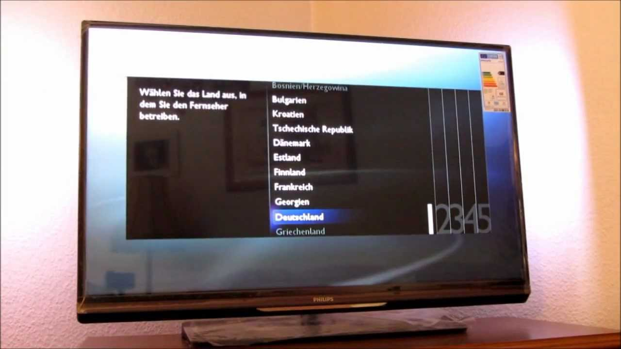 Philips 37pfl6007k 3d Led Tv Unboxing Deutsch Hd Youtube
