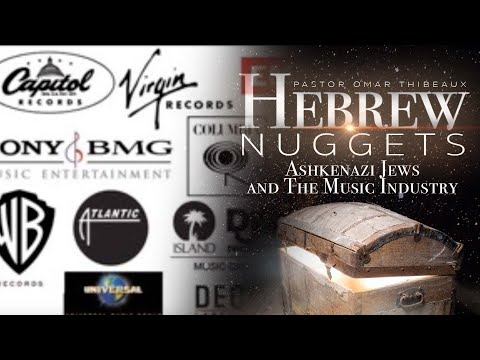 Hebrew Nugget - Ashkenazi Jews and The Music Industry