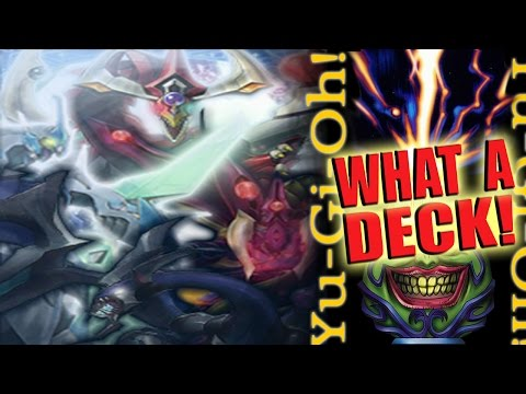 Pendulum Magician Dimension Dragon Toolbox - What a Deck - May 2017 - Episode 106