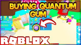 SPENDING 1,000 ROBUX ON BUBBLE GUM SIMULATOR (ROBLOX)