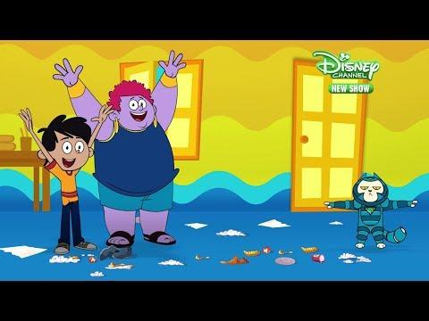 Oye Golu | Purr-fect Magic | This Sunday | Disney India