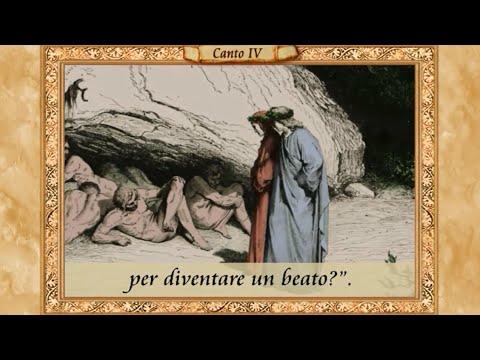 La Divina Commedia in PROSA - Inferno, canto IV (4)