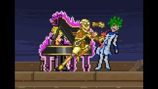 Giorno's Theme - Il Vento D'Oro [8-bit; VRC6] [16-bit; SNES]