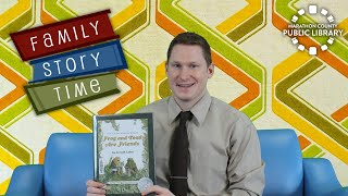 video thumbnail: Family Story Time - Frog & Toad!