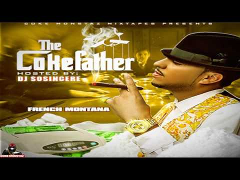 French Montana - The Coke Father [Full Mixtape]