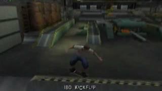 Tony Hawk's Pro Skater 3 (PS2 Gameplay)