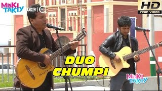DUO CHUMPI desde Ayacucho (Full HD) - Miski Takiy (03/Oct/2015)