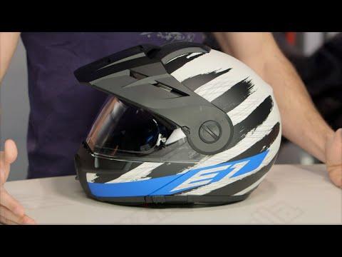 99231d9252137 Schuberth E1 Hunter Helmet Review at RevZilla.com - YouTube