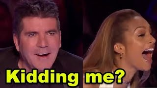 TOP 3 SHOCKING & UNEXPECTED AUDITIONS OF ALL TIME! - The Voice, X Factor And Got Talent Worldwide