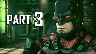 Batman Arkham Knight Walkthrough Part 3 - ACE Chemical (Let