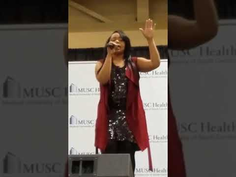 Yasmine Ariana ; The Black Expo 2017 (Charleston SC)
