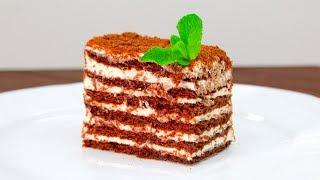 Торт Медовик Шоколадный / Нежнейший / Chocolate Honey Cake