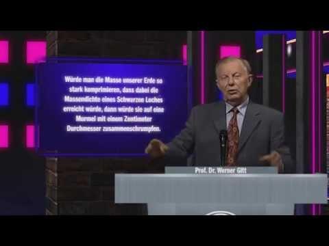 Jesus: Herr über Raum und Zeit - Prof. Dr. Werner Gitt