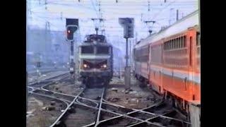 De Bruxelles Midi à Paris Nord avec la CC 40109 le 10 avril 1996.