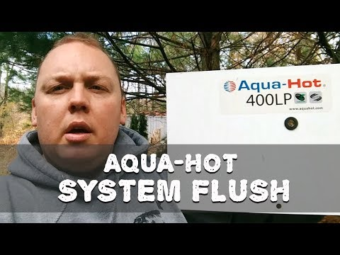 aqua-hot-maintenance---rv-antifreeze-flush-full-video