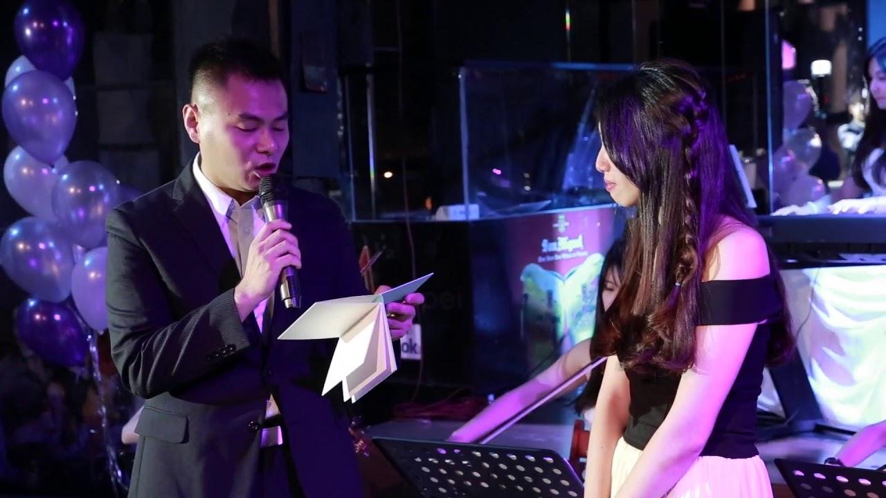 餐廳求婚 浪漫求婚方式 求婚臺詞 - YouTube