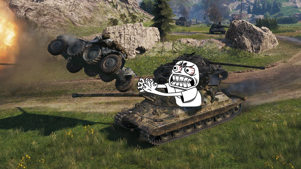 World of Tanks Epic Wins and Fails Ep281 thumbnail