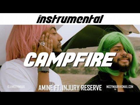 Aminé - CAMPFIRE ft. Injury Reserve (INSTRUMENTAL)
