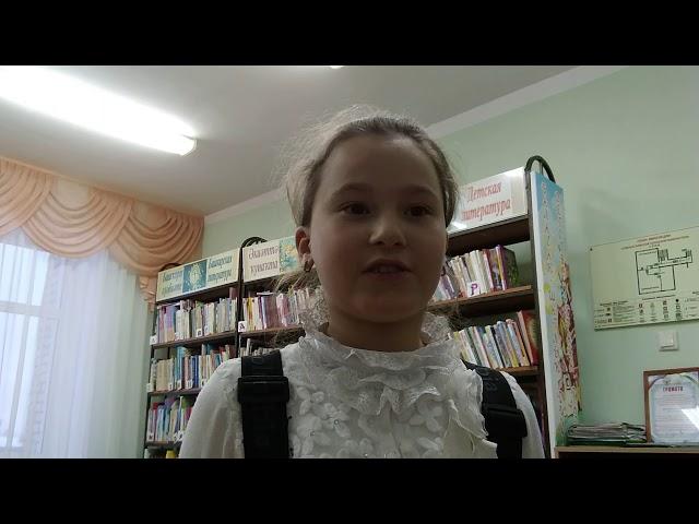 Изображение предпросмотра прочтения – АлияМустафина читает произведение «После дождя» А.А.Блока