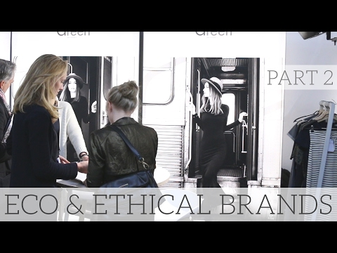 8 More Conscious Fashion Brands | Ethical Fashion Show Interviews - Part 2