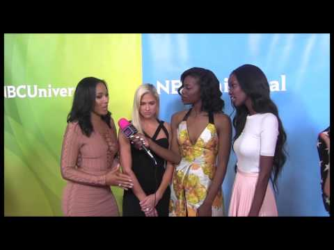 Cast Of WAGS @ The NBC Summer Press Day