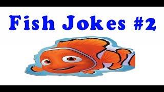Fish Jokes #2 Animated  Pinoy Q and A Jokes