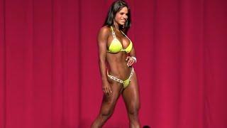 MICHELLE LEWIN Competition - NPC Southern States 2013 - Bikini Novice / Class B