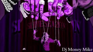 Young Thug - Up - Screwed & Chopped HQ - Dj Money Mike