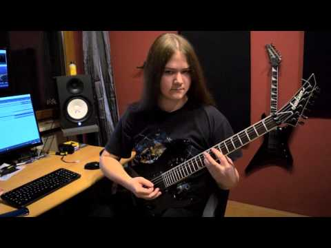 Megadeth - Mechanix (Full Cover With Solo)