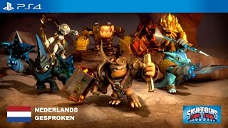 Skylanders Trap Team - Nederlands (15 Minuten) PS4