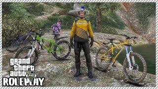 GTA 5 Roleplay - Downhill Mountain Bike Race | RedlineRP #295