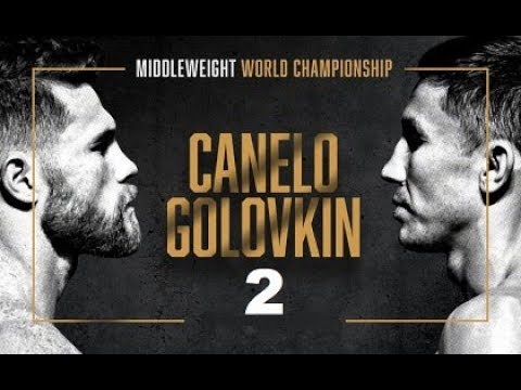 Saul Alvarez Vs Gennady Golovkin 2 Full Fight HD