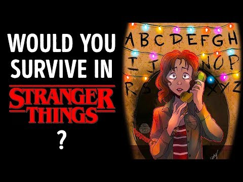 """Would You Survive In The """"Stranger Things"""" Universe?"""