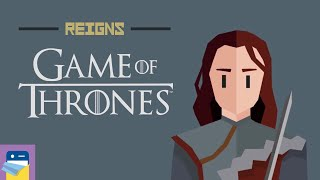 Reigns: Game of Thrones - Survive the Winter with Arya iOS / Android / PC (by Devolver Digital)