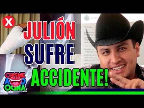 OPERAN A JULIÓN ÁLVAREZ TRAS SUFRIR ACCIDENTE CON UN TORO