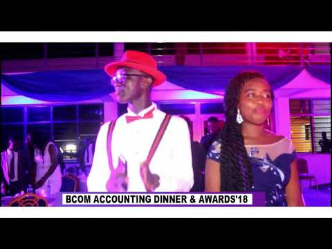 Bachelor of Commerce { Accounting}, Dinner and Awards Night 2018