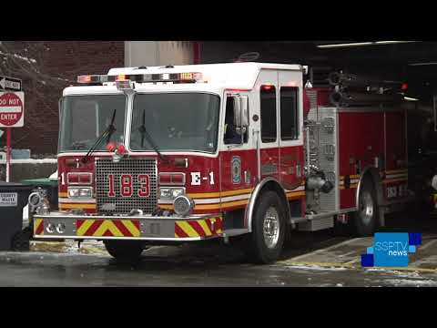 Search Warrant for West Hazleton Fire Company - SSPTV News