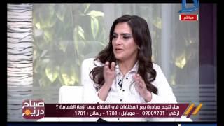 صباح دريم  رئيس حى مصر الجديدة: يشرح للمواطن طريقة التعامل مع منافذ