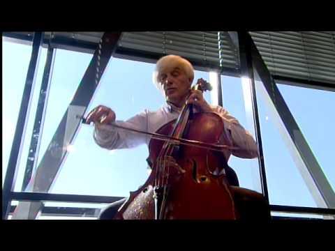 Dmitri Ferschtman - J.S. Bach/ uit: Suite nr. 4 - Bourrée