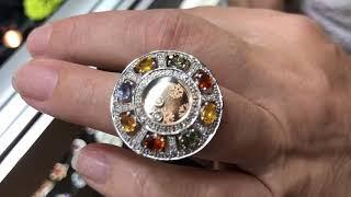 Сколько стоит золото в Эмиратах|Выставка ювелирных изделий в Шардже 2018